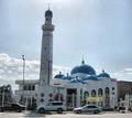 Вайнахская мечеть в Алматы