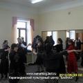 Репетиция ансамбля Вайнах
