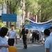 30 августа. День Конституции. Демонстрация.