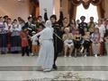 Дефиле вайнахского национального костюма! (см. в видео)
