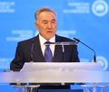 Казахстан единодушно выбрал Назарбаева