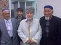 Визит Хож-Ахмеда и Халим хаджи Кадыровых (фото, видео)