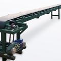 Ленточные транспортеры служат для перемещения сыпучих грузов.