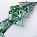 Цепной транспортер для бревен (бревнотаска) - разновидность конвейера, используемого на