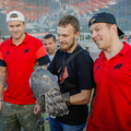 Хоккеисты «Омского авангарда»