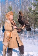 С ловчей птицей по свету