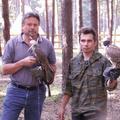 Марк из США и Руслан из России