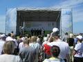 Официальная церемония открытия Приволжского Дня Поля 2013