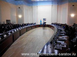 Встреча специалистов Министерства сельского хозяйства Республики Казахстан и Министерства сельского хозяйства Российской Федерации по вопросам организации и проведения мероприятий по борьбе с саранчовыми