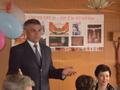 Руководитель Саратовского филиала Фаизов Ирек Фаритович поздравляет ветеранов