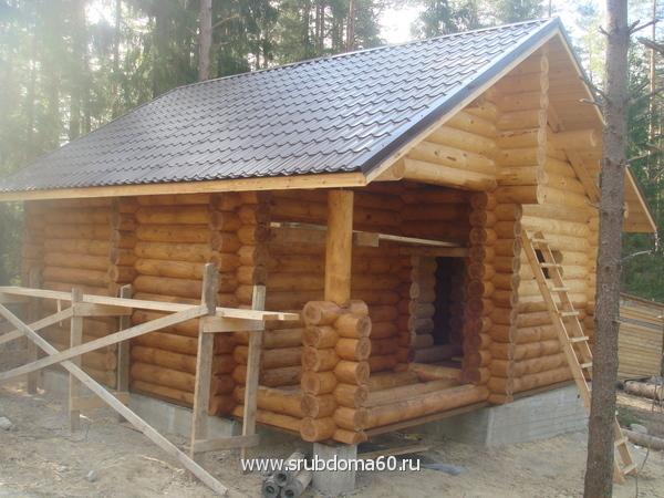строительство бани от 200 тыщ