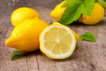 Лечение лимоном