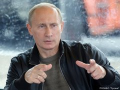 Неизвестный подвиг подполковника Путина (видео)