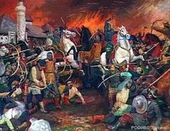 Монголы - защитники Гроба Господня