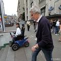 Недоступная среда для инвалидов-колясочников