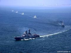 Россия и Китай прогонят НАТО из Балтики