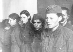 Как поступали фашисты с пленными женщинами-красноармейцами