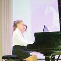 Отчетный концерт фортепианного отдела