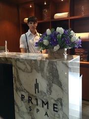 «Prime SPA» в Клубе «Prime Sport & SPA»