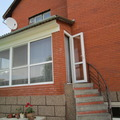 Трехэтажный дом в городе Грайворон