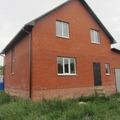 Двухэтажный дом в поселке Томаровка