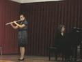 Яна Петрова и концертмейстер Наталия Морозова