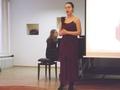Алина Гаврилова, концертмейстер Полина Кустова
