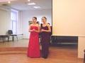 Алина и Валерия Гавриловы, концертмейстер Анна Богданова