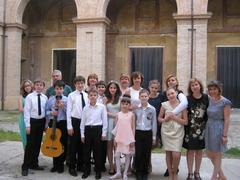 Международный конкурс-фестиваль в Римини «Вива Италия».
