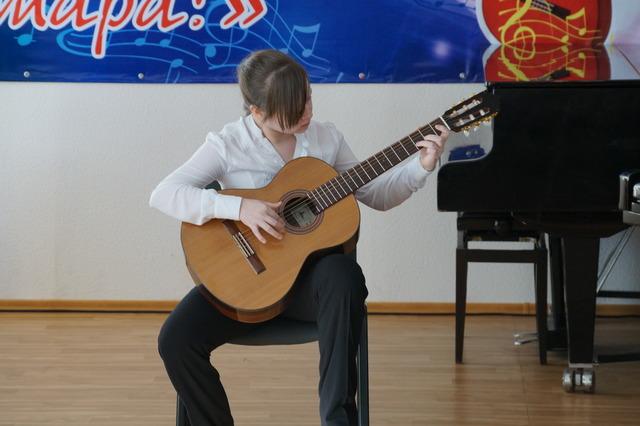 Конкурсы классическая гитара 2017
