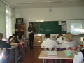 Открытый урок русского языка