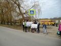 """Участие в краевой акции """"Радиомарафон дорожной безопасности"""""""