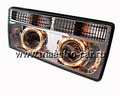 Ангельские глазки на ВАЗ 2107 RS-03822