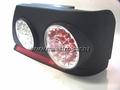Блок фонарей ВАЗ 2115 комплект задний DL5271FLA
