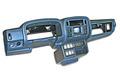 Панель приборов Comfort для Нива 4х4 (ВАЗ 2121, 2131)