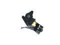 Мотор электрического стеклоподъёмника реечного типа.