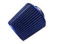 Воздушный фильтр нулевого сопротивления PROSPORT, инжекторный (синий, конус).