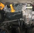 Опора подвески двигателя передняя усиленная