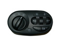 Блок управления светотехникой Лада Калина 11180-3709820, без кнопок включения ПТФ.