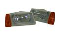 Блок-фара для ВАЗ 2108-09-099 левая.