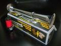 Сигнал воздушный одно рожковый со встроенным мотором.
