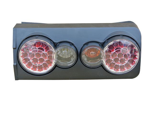 Диодные задние фонари своими руками на ваз 2106