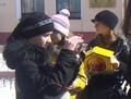 29 марта в Улан-Удэ состоялась акция в поддержку бездомных животных