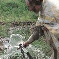 Освящение скважины с водой БЕЛОГОРСКАЯ