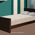 Мелисса Кровать 800 мм (Вишня) Характеристики Длина, мм 2100 Ширина, мм 900 Высота, мм