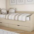 Соня-3 Кровать с ящиками (Ясень шимо светлый)