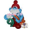 Фигурки из воздушных шаров,оформление шарами