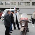 Мотоцикл М-72 владелец Анатолий Волков