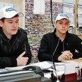 Кирилл и Антон Ладыгины
