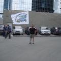 Ралли Пекин-Париж 2013 в Екатеринбурге! (2)